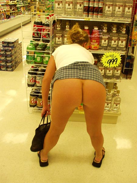 Pic #2 - Shopping with Honey