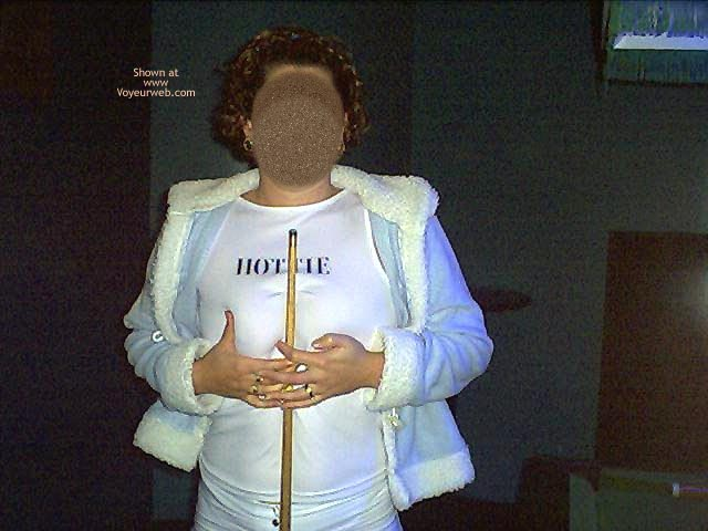 Pic #2 - Titty Flashing at Nightclub!