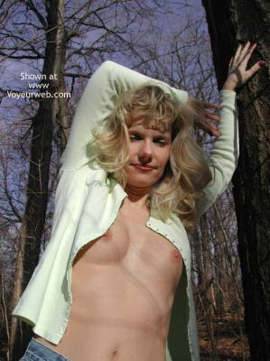 Pic #3 - Paige in The Woods