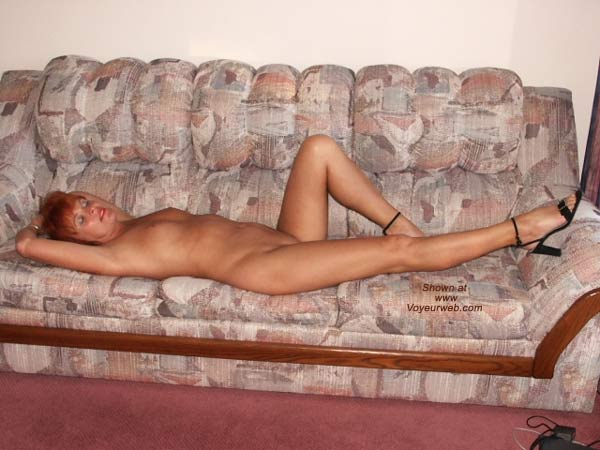 Pic #7 - Red Tonya - 8 At The Lodge