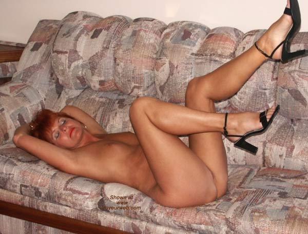 Pic #8 - Red Tonya - 8 At The Lodge