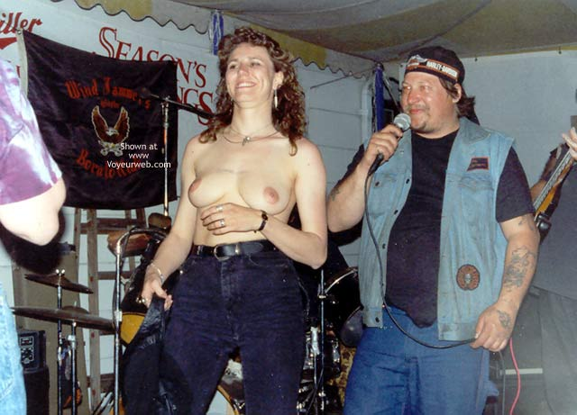 Pic #3 - *PA Barehunting at Biker Parties