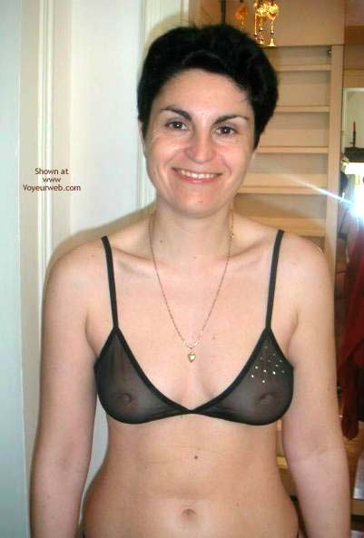 Pic #2 - Sexy Italian Woman Lingerie with Strass