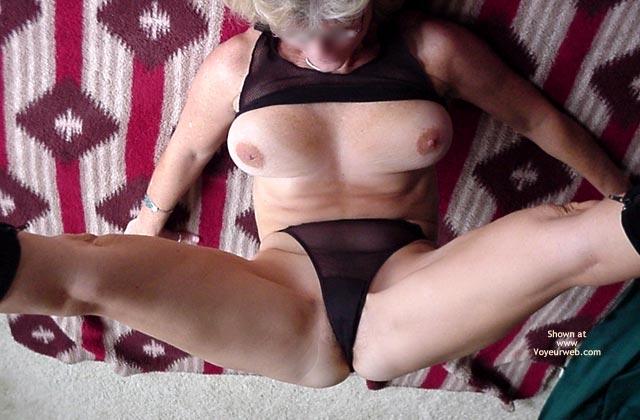 Pic #4 - Victoria Ann On The Carpet Part 2