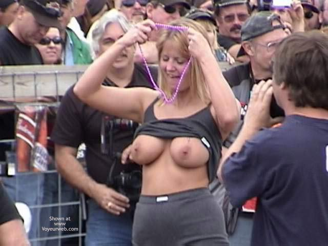 Pic #1 - French at Cabbage Patch Bikeweek 2001