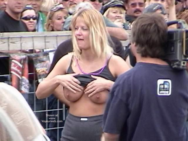 Pic #2 - French at Cabbage Patch Bikeweek 2001
