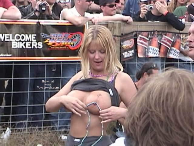Pic #4 - French at Cabbage Patch Bikeweek 2001