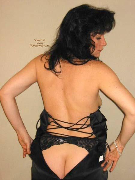 Pic #6 - Mel's Elegant (Un)Dress