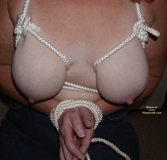 Pic #4 - Bound Boobs