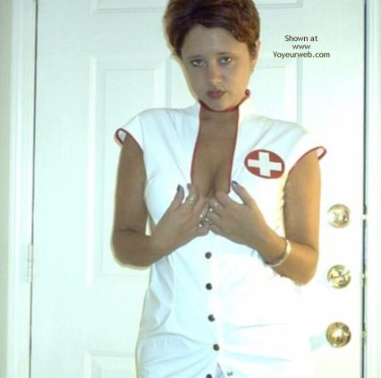 Pic #3 - Georgia Girl Dressed As A Nurse