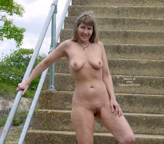 Pic #7 - *PA Purple Patty On The Stairs @ The Beach