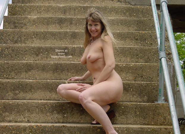 Pic #9 - *PA Purple Patty On The Stairs @ The Beach