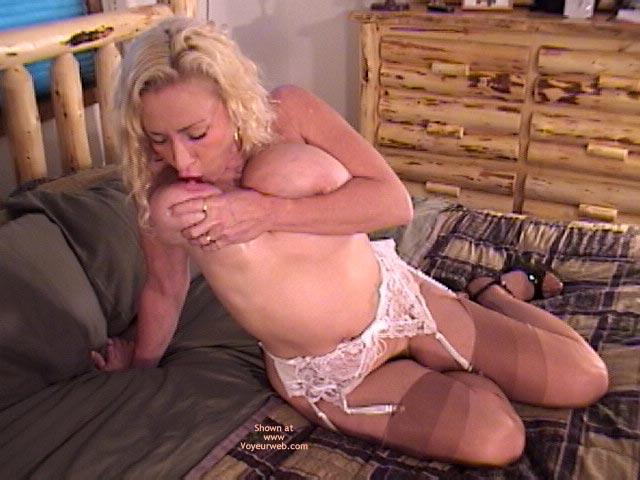Pic #4 - Ashley Sucking Hre Nips