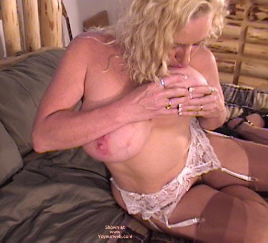 Pic #5 - Ashley Sucking Hre Nips