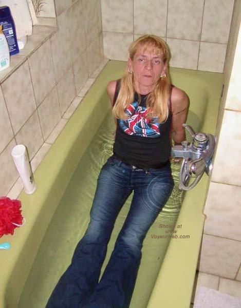 Pic #2 - Strip in The Bath