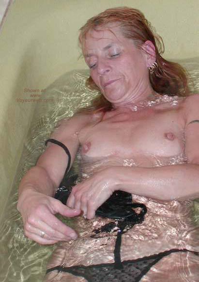 Pic #7 - Strip in The Bath