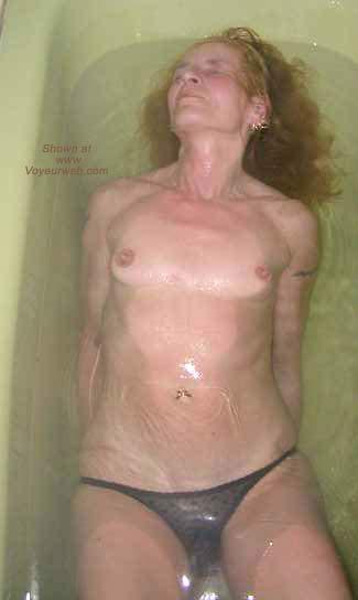Pic #9 - Strip in The Bath