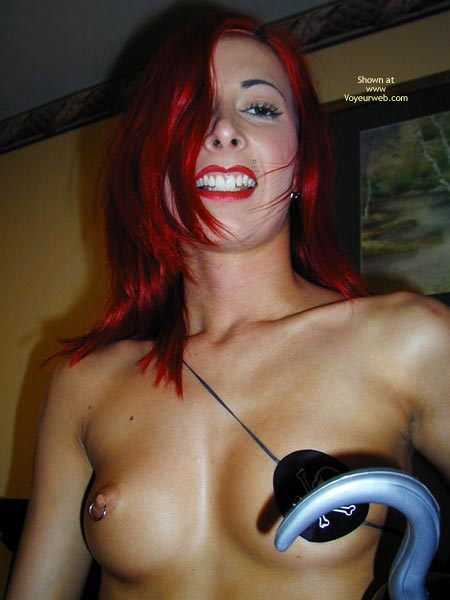 Pic #6 - Jayna Halloween Pirate Punk