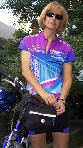 Pic #1 - PJ Out Bike Riding