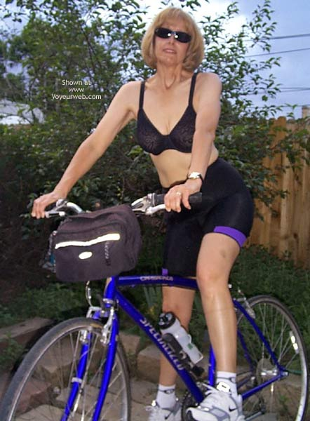 Pic #5 - PJ Out Bike Riding