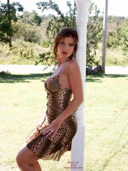 Pic #3 - Chanel  A Sexy Dress