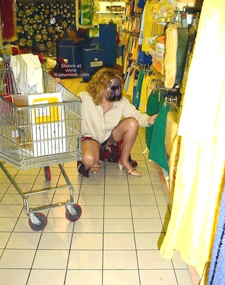 Pic #3 - Caty ad Auchan