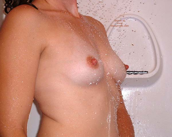 Pic #2 - My Wife in The Shower