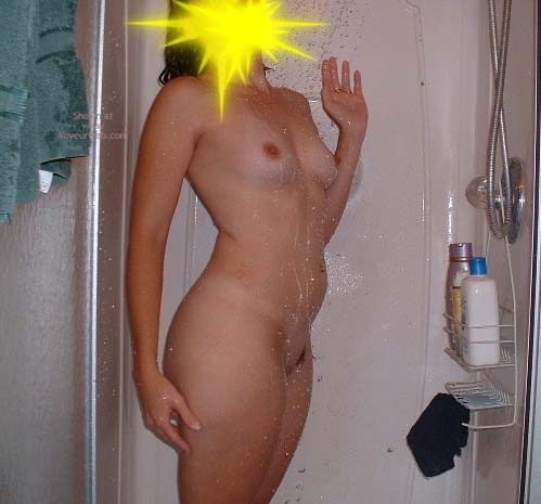 Pic #3 - My Wife in The Shower
