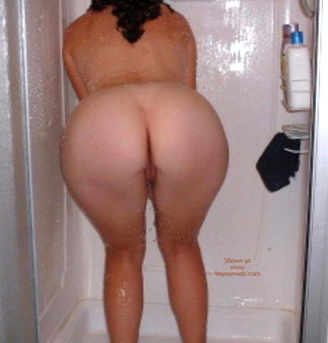 Pic #8 - My Wife in The Shower
