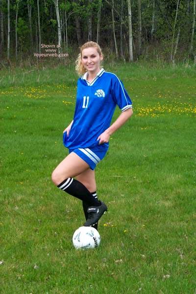 Pic #1 - KCat's Soccer Uniform