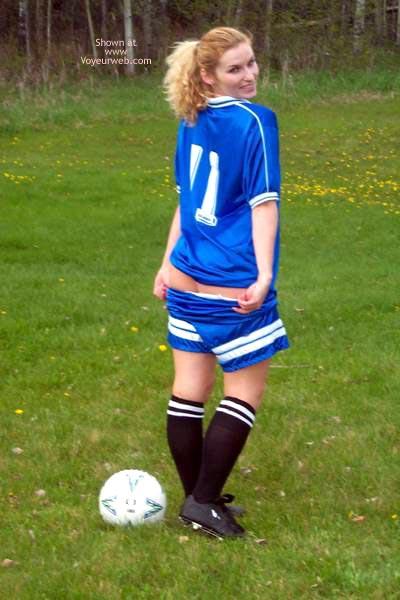 Pic #2 - KCat's Soccer Uniform