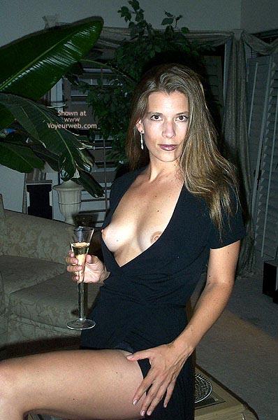 Pic #3 - Pamela Loosens Up 1