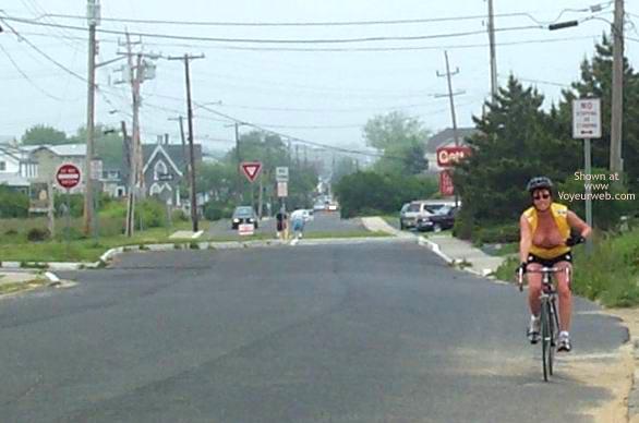 Pic #1 - Renee's Bike Ride From P&P