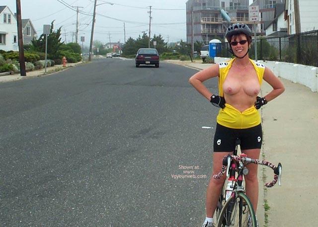 Pic #2 - Renee's Bike Ride From P&P