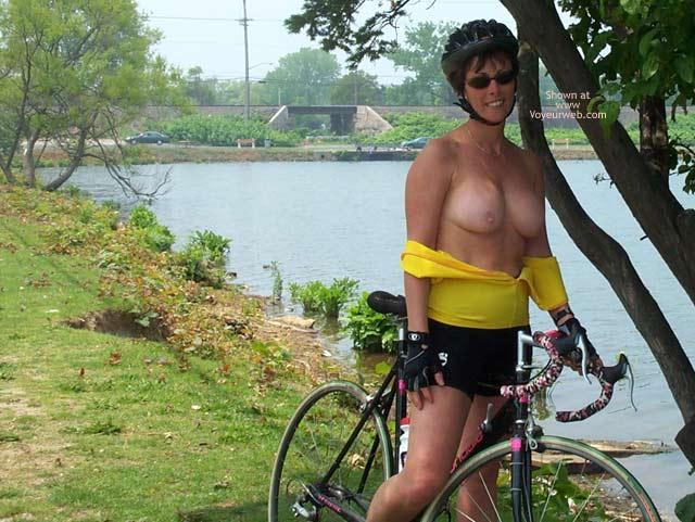 Pic #4 - Renee's Bike Ride From P&P