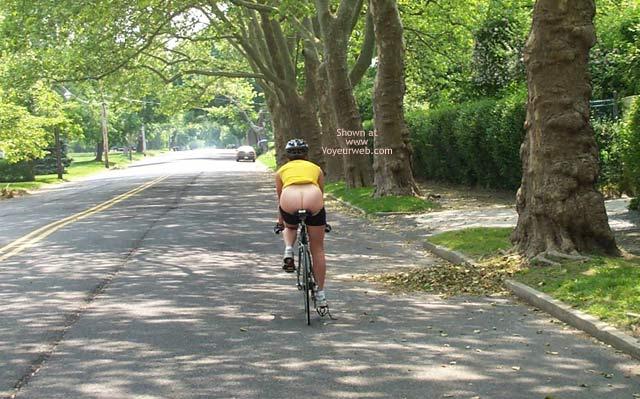 Pic #8 - Renee's Bike Ride From P&P