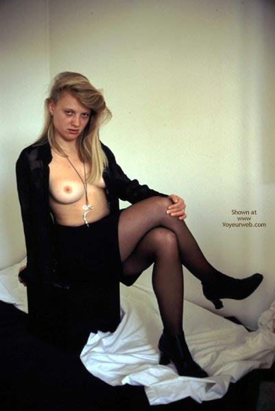 Pic #8 - Suitable As A Hooker? 3