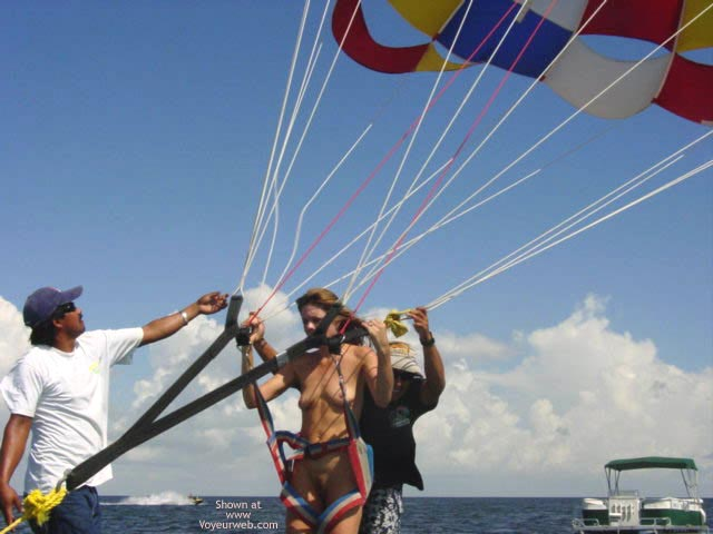 Pic #4 - My Naked Flying Adventure 1