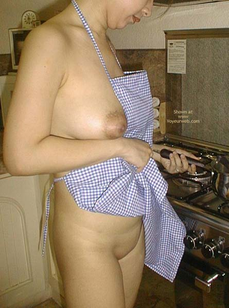 Pic #3 - Asian Dyna in The Kitchen 1/2