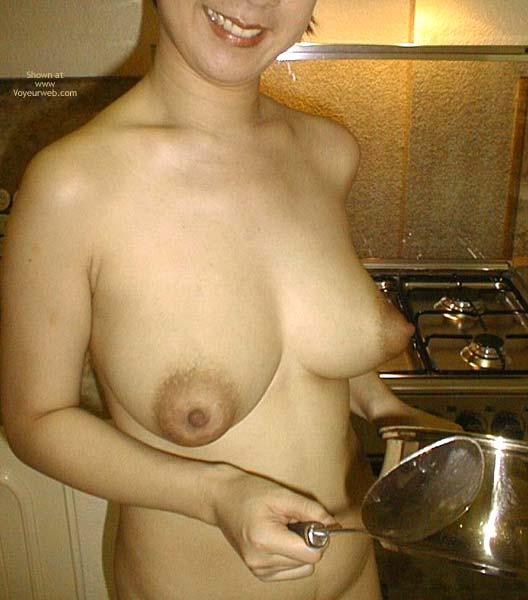 Pic #4 - Asian Dyna in The Kitchen 1/2