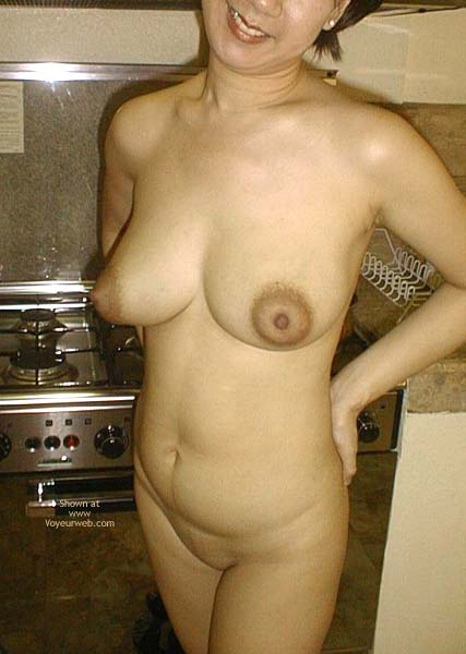 Pic #8 - Asian Dyna in The Kitchen 1/2