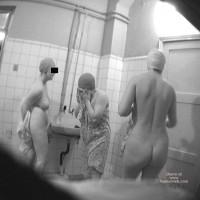 Pool Dress Room - 3 Nude