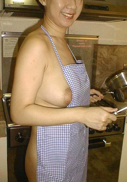Pic #1 - Asian Dyna in the Kitchen 2
