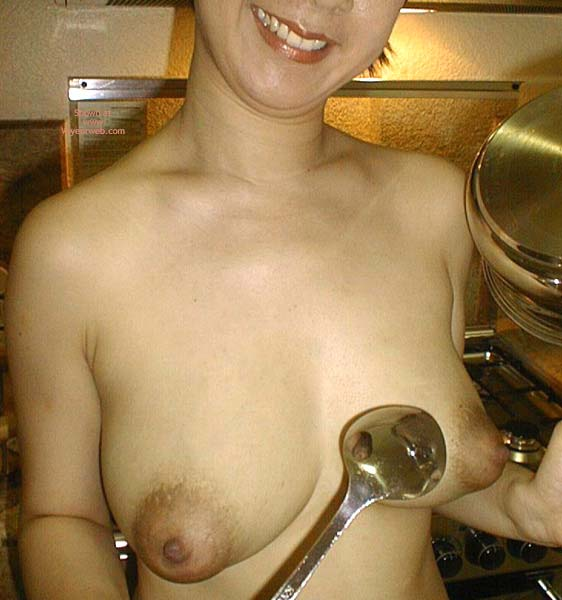 Pic #4 - Asian Dyna in the Kitchen 2