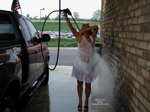 Pic #2 - Sam's Power Washer Pictures (Caught in the Action)