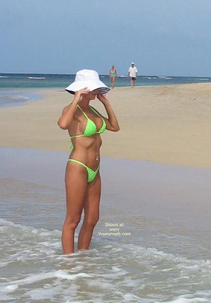Pic #2 - *We Classywife On The Beach