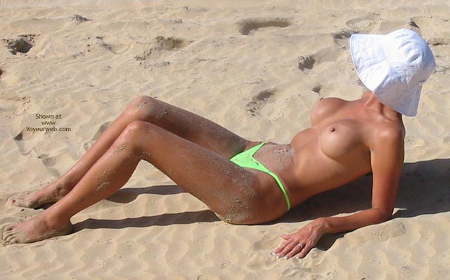 Pic #8 - *We Classywife On The Beach