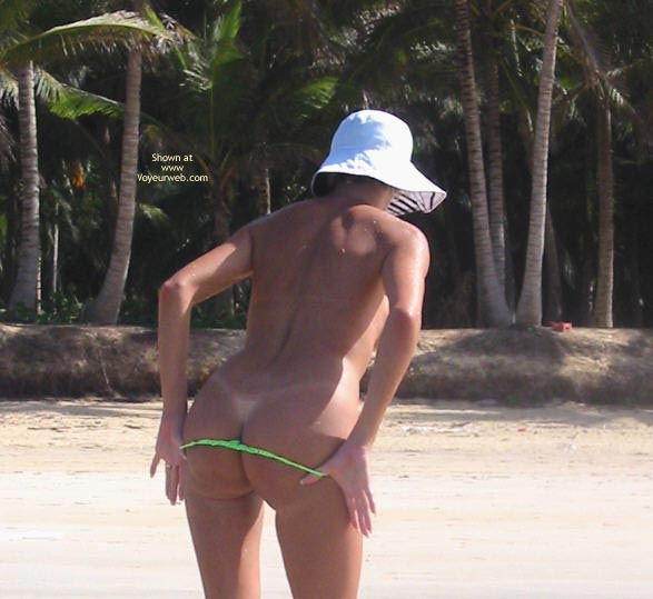 Pic #10 - *We Classywife On The Beach