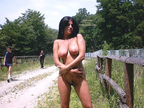 Pic #7 - *NPSweet and Erotic Vanessa Naked Around