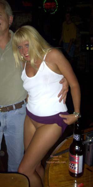 Pic #1 - *NP Flashingal Pantyless in Public